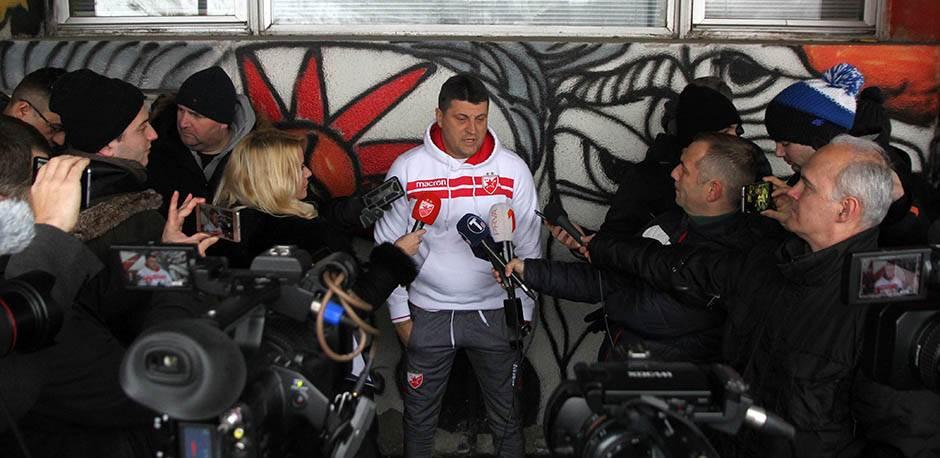 Promena plana: Zvezda ne ide u Sloveniju na pripreme!