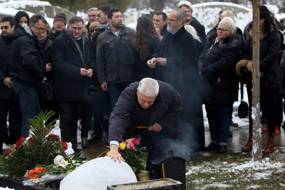 Održan pomen Oliveru Ivanoviću u Beogradu
