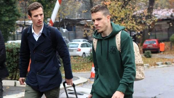 Zajedno u Francuskoj: Vukašin Jovanović i Mihailo Ristić.