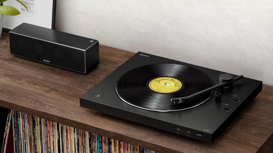 Povratak gramofona: Moderne funkcije, lako povezivanje