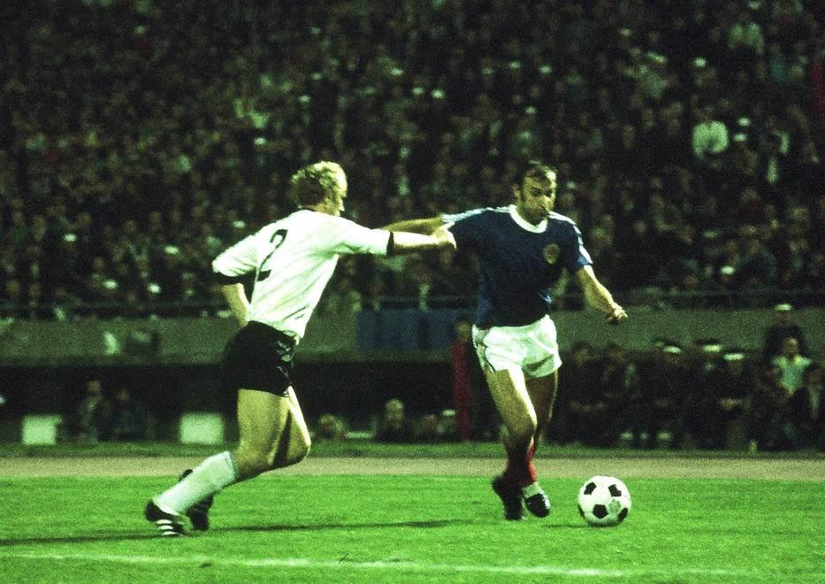 dragan džajić dzajic jugoslavija nemačka 1976