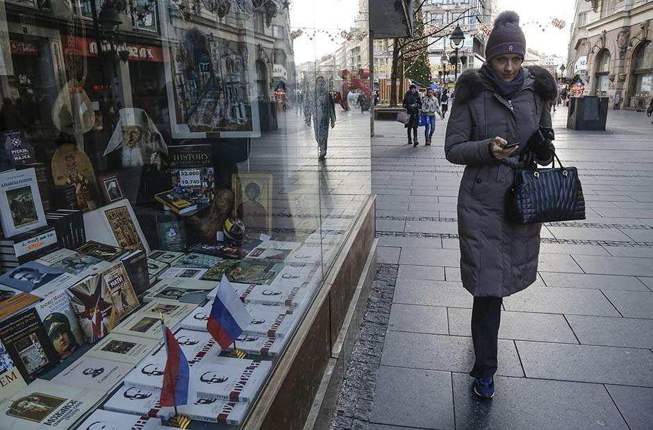 """Rusi o """"planiranju atentata na Putina"""" u Srbiji"""