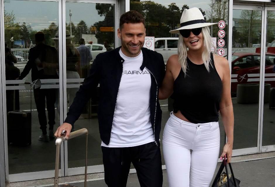 Jelena Karleuša i Duško Tošić: PONOVO se otpratili!
