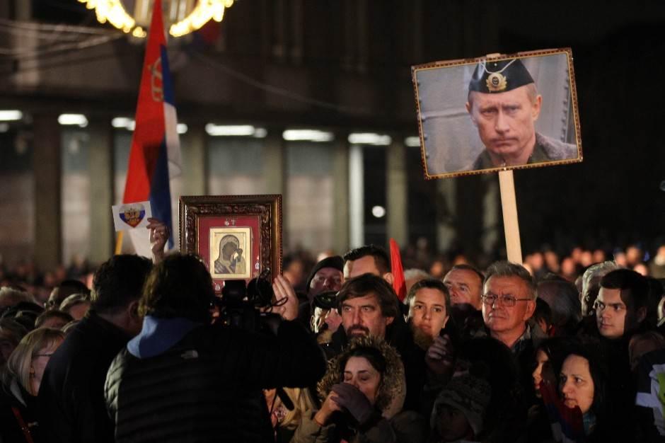 Šta nam je sve dobro doneo Putin? (GRAFIKA)