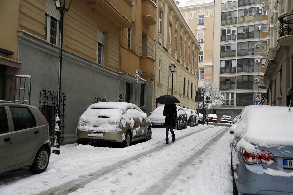 Pred nama je snežni vikend