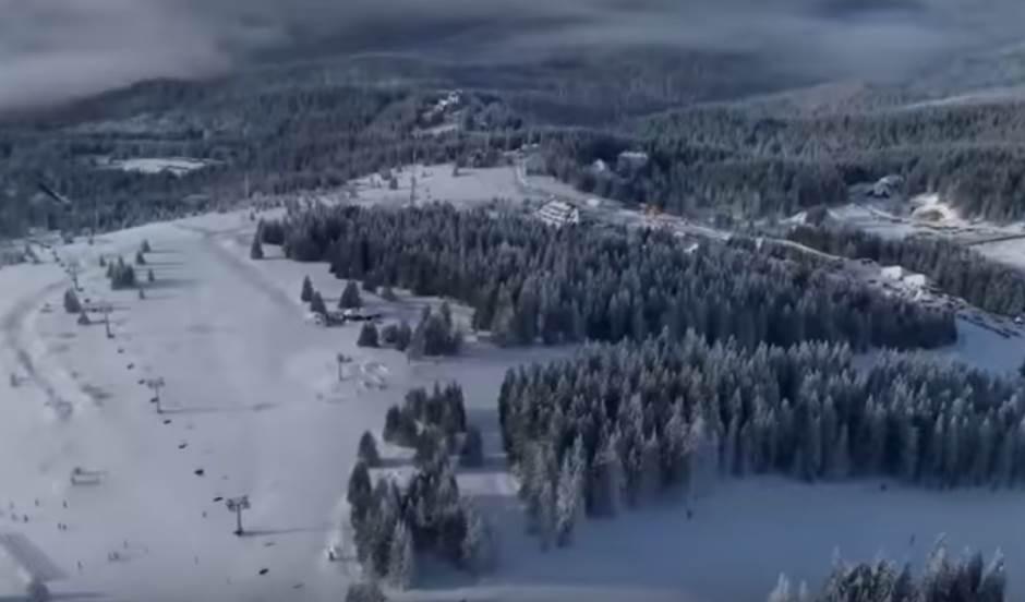 kopaonik zima sneg