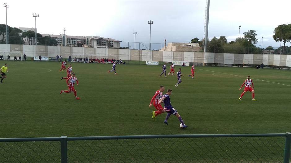 Prekidi su Zvezdino oružje: 3:0 protiv Austrije!