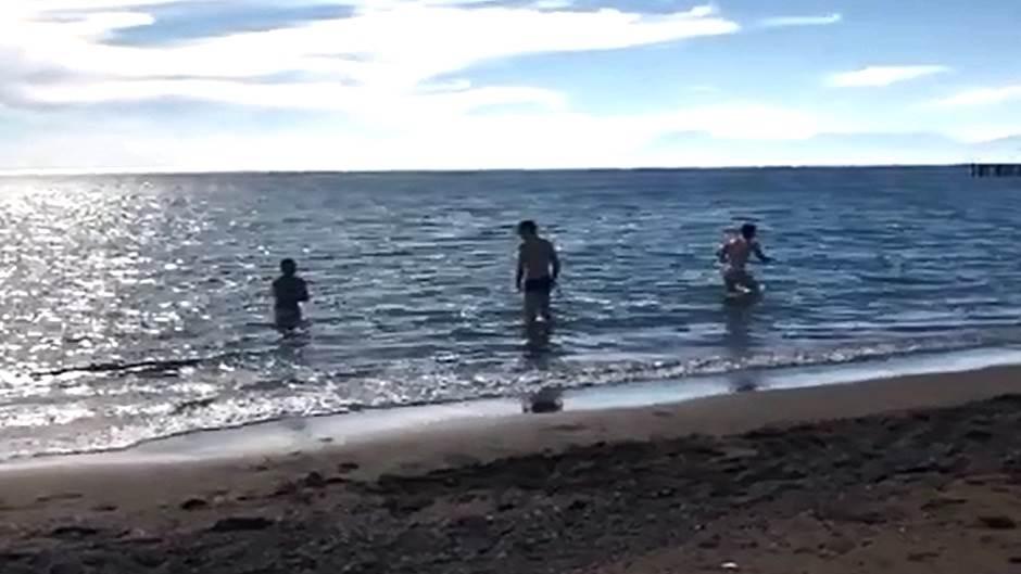 kupanje