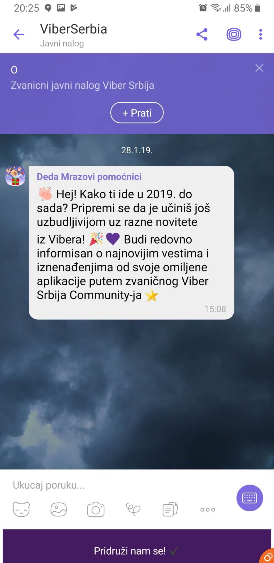Viber uvodi novu opciju za pozivanje