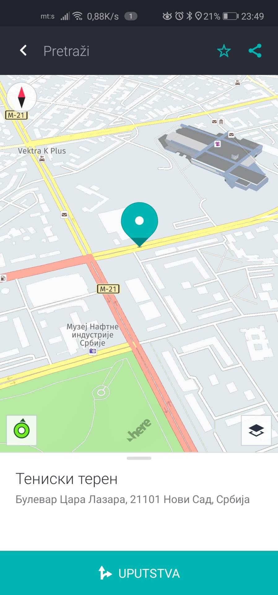 Ažurirajte GPS mape Srbije, stigla poboljšanja