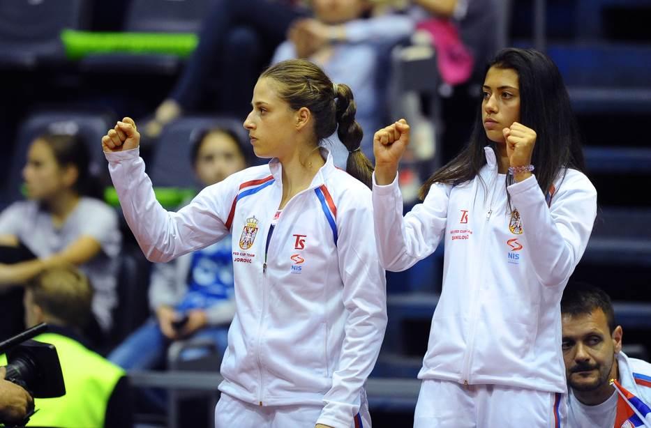 Za Srbiju se igra, bori, plače!