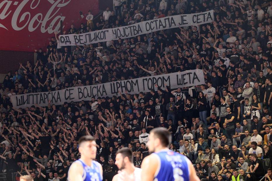 Janković: Zahvalan sam što igram u ovakvom Partizanu
