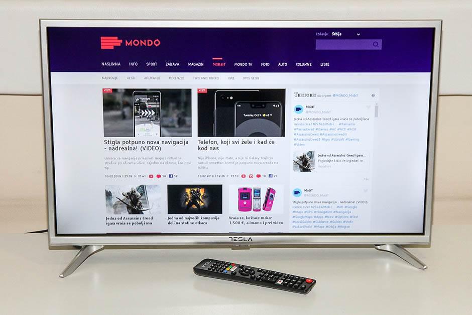 tv, televizor, tesla