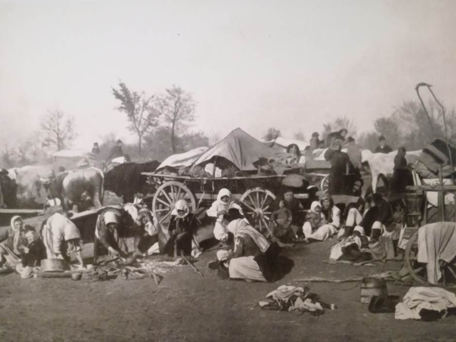 Prvi svetski rat, Srbija u prvom svetskom ratu