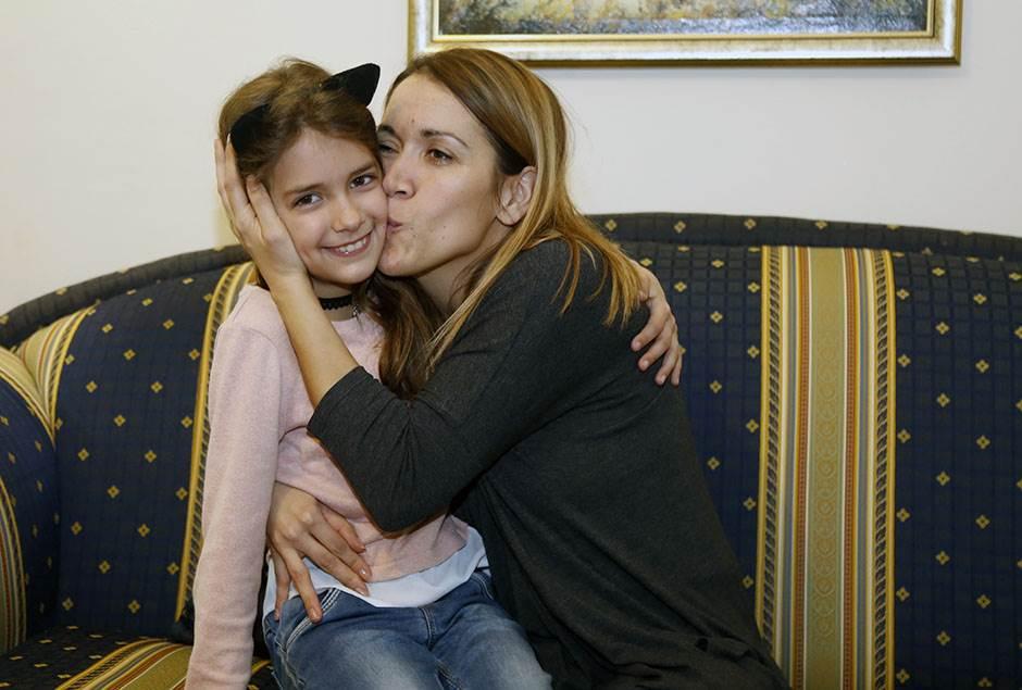 devojčica, kać, rak , NE KORISTITI OVE FOTOGRAFIJE