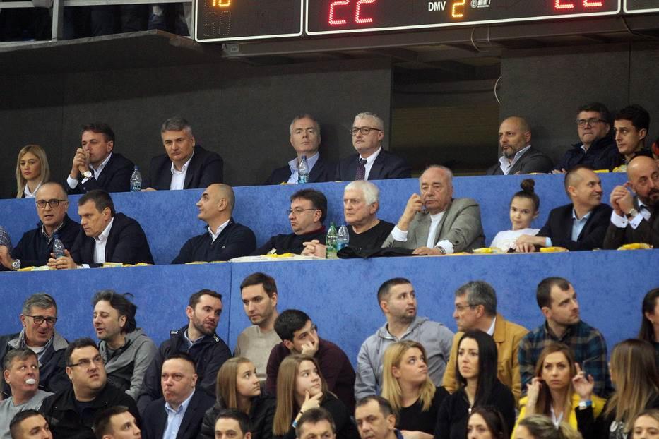 Đorđević hvalio Partizan i Zvezdu: Sjajna košarka