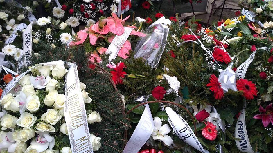 cveće, groblje