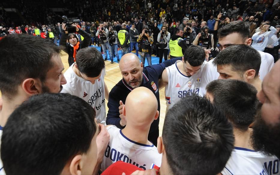 Srbija dogovorila jak turnir pred Mundobasket