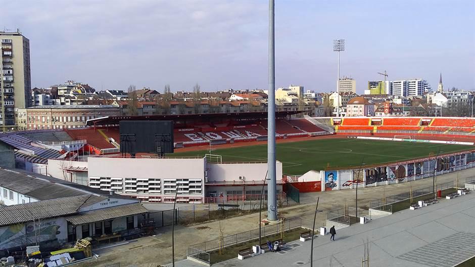 Vojvodina, Voša, Vosa, Karadjordje, Karađorđe, Stadion Vojvodina, Stadion Vojvodine