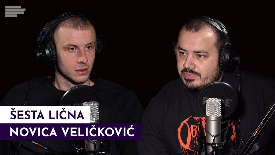 Šesta lična sa Novicom: O Partizanu, Realu...