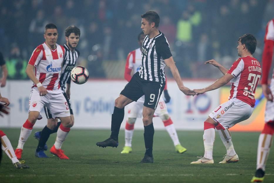 VIDEO: Da li je bio penal za Partizan? Hm…