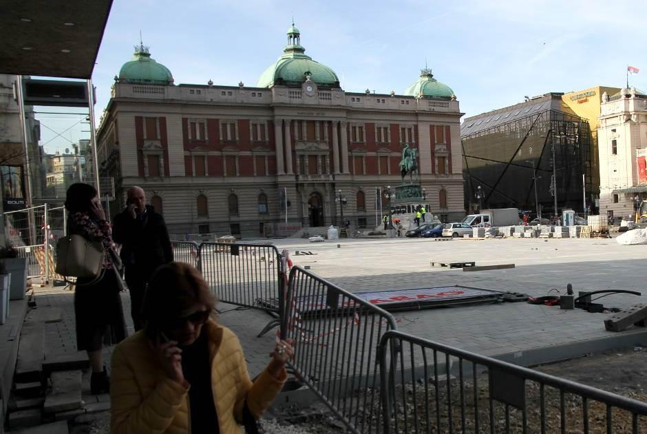 Šteta na Trgu 7.000 evra, tužba opoziciji!