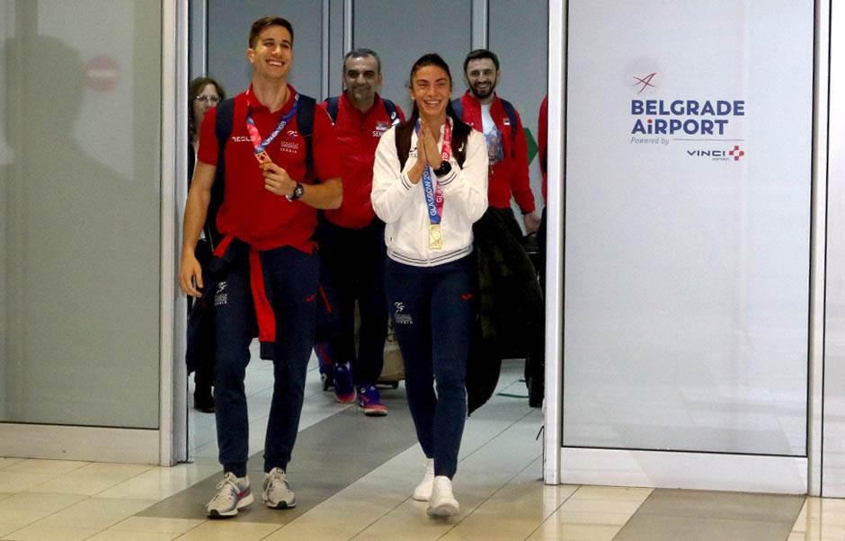 Stigli u Srbiju!