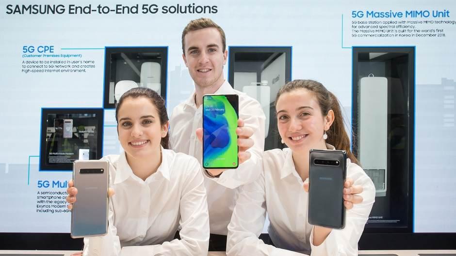 Samsung Galaxy S10 5G MWC 2019