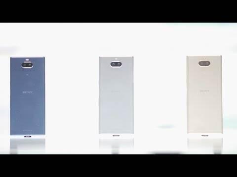 Xperia modeli srednje klase: Lepši, bolji, pristupačni