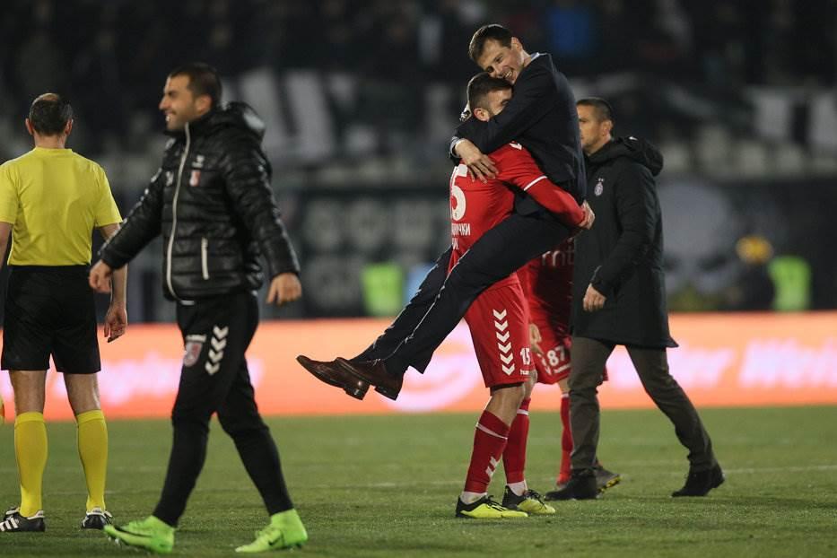 Najveća greška Partizana? Pitajte Lalatovića…