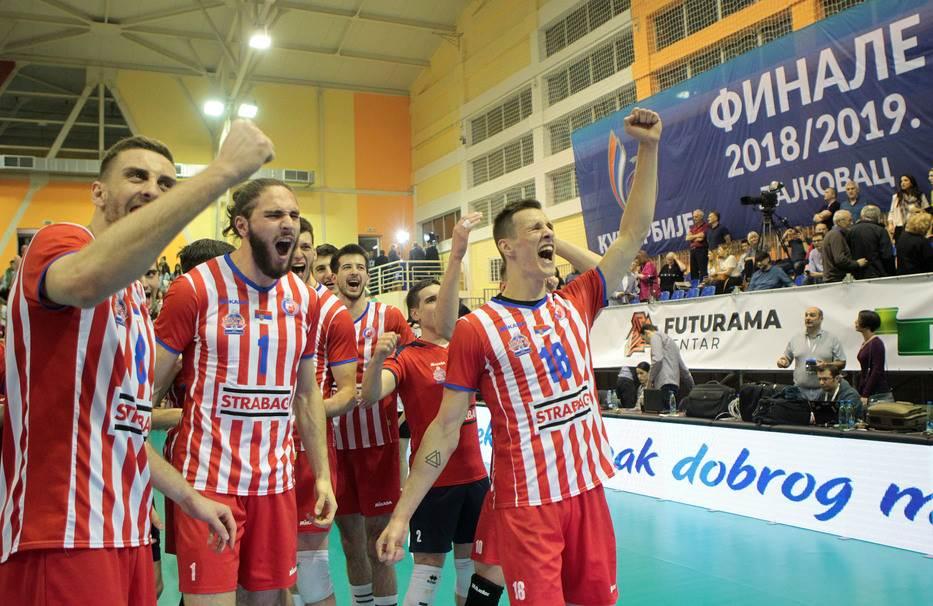 Finala Kupa: Zvezdaši slave, zvezdašice ne!