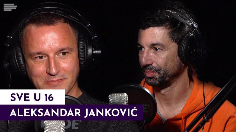 Sve u 16 sa Saletom Jankovićem: Kad igrač nosi HIV...