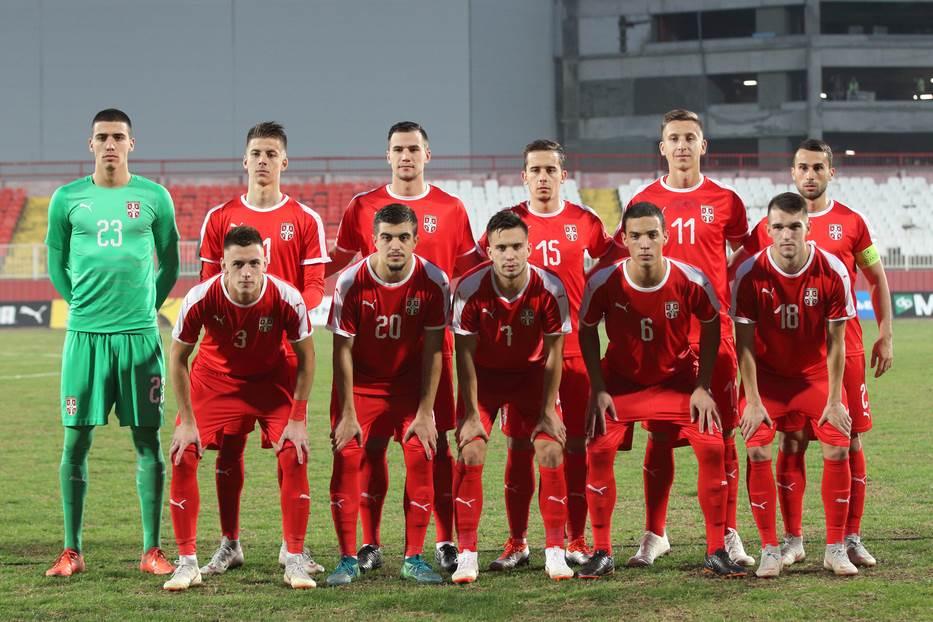 U21 Srbija orlići