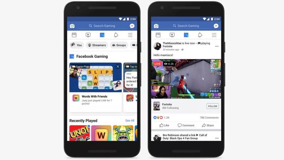 Facebook Games, Facebook Instant Games, FB, Face, Fejs, Facebook igre
