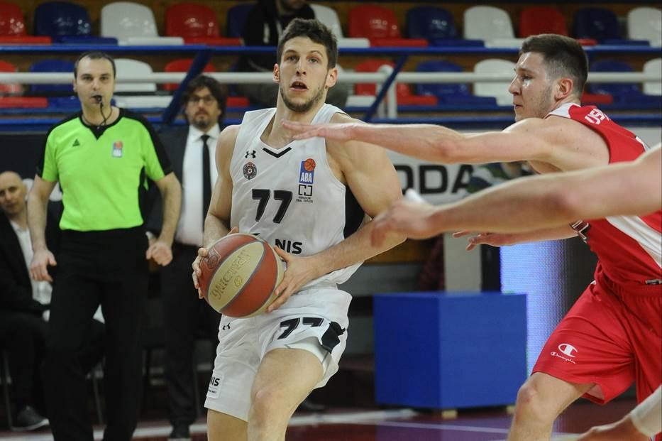 Aleksej Nikolić FMP Partizan