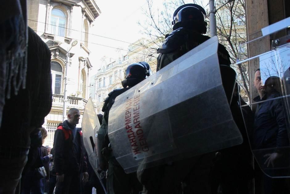 policija, žandarmerija