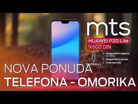 Nova ponuda telefona uz Omorika tarifu