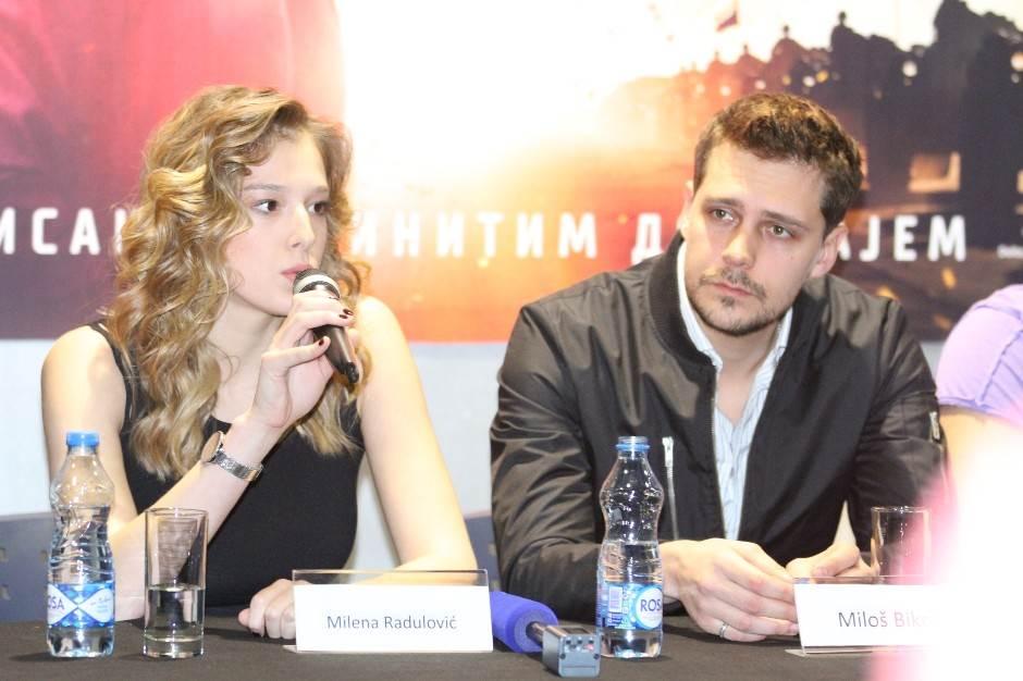 NEDOSTAJAĆEŠ NAM: Milena odlazi u Rusiju! (VIDEO)