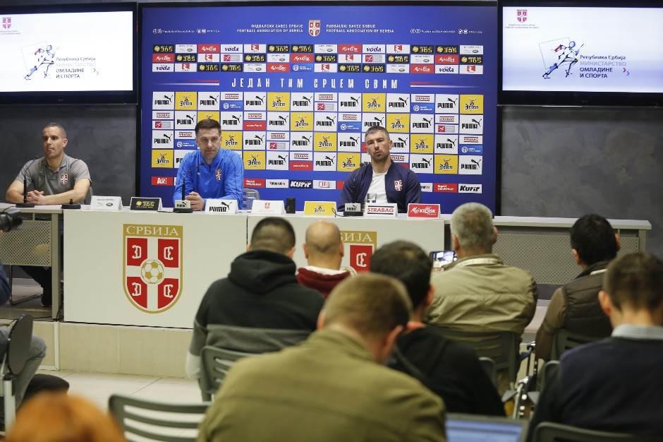 Srbija bez Matića na Portugal, ima još povreda!