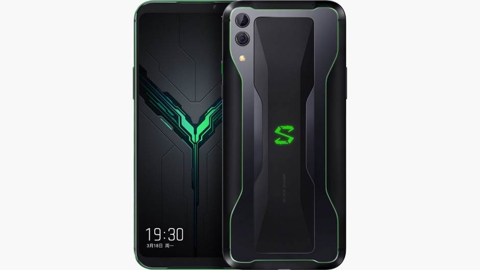 Black Shark grmi: 12 GB RAM, HDR ekran, Snapdragon 855