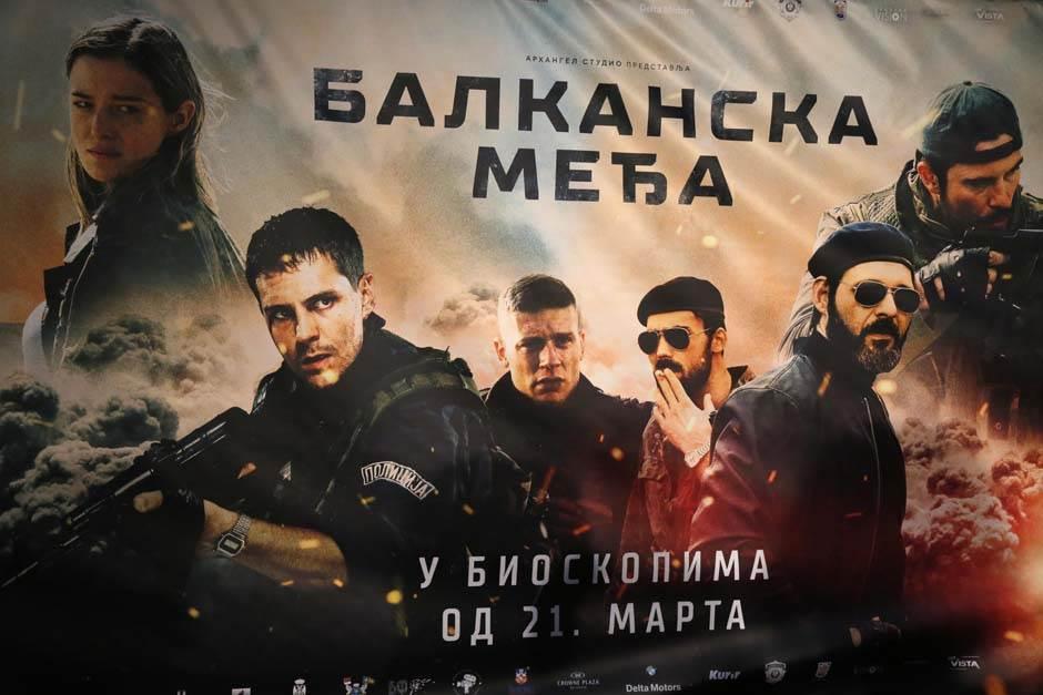 """Zabranio """"Balkansku među"""" da bi """"sprečio mržnju""""?!"""