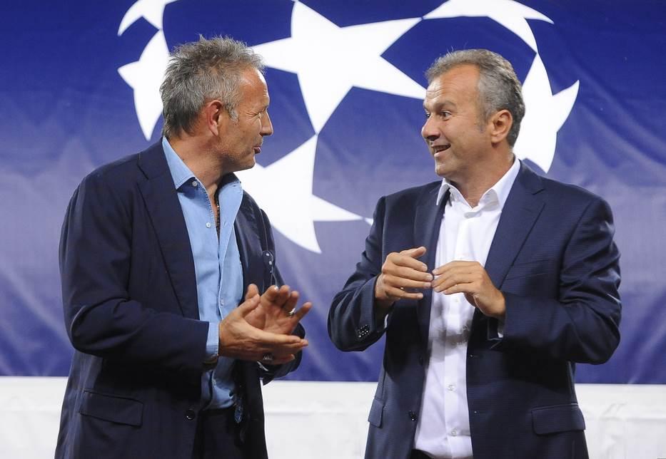 siniša mihajlović dejan savićević
