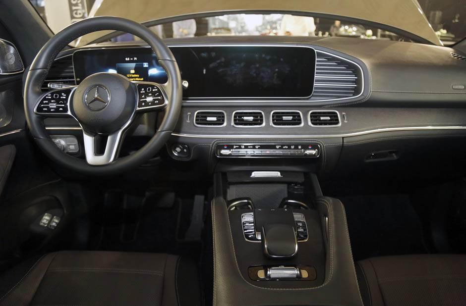 SAJAM AUTOMOBILA: Mercedes GLE