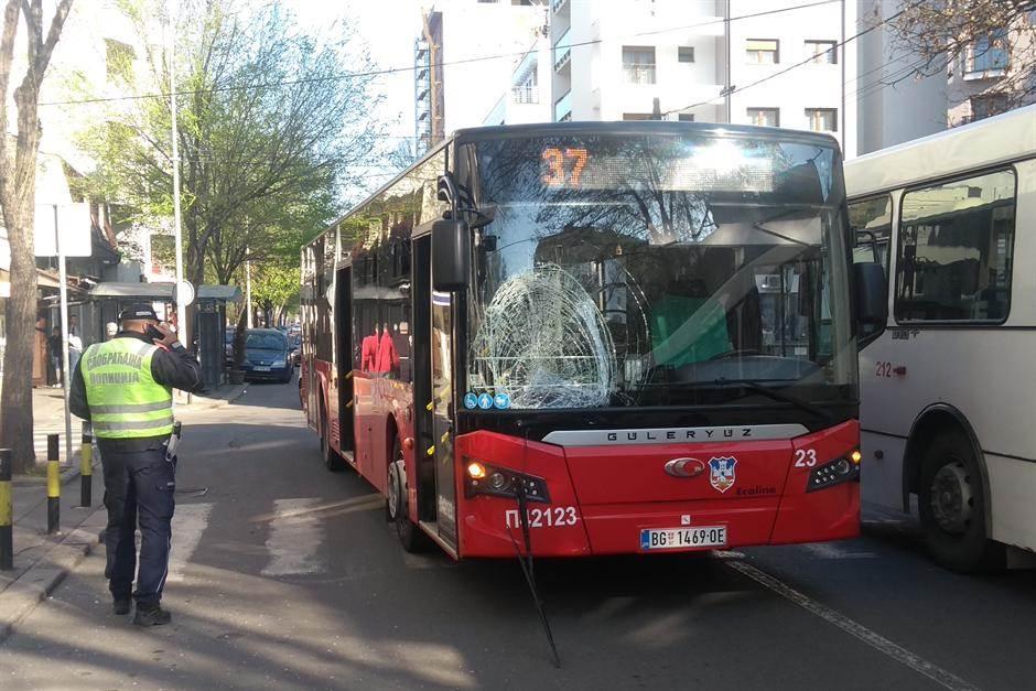 autobus nesreća udes