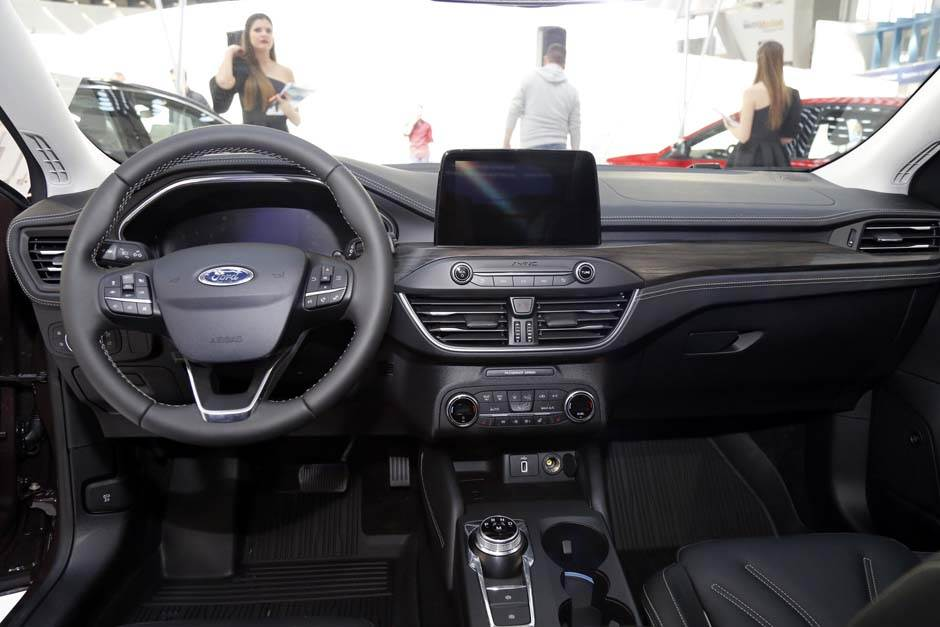 SAJAM AUTOMOBILA: Ford Fokus (FOTO, VIDEO)