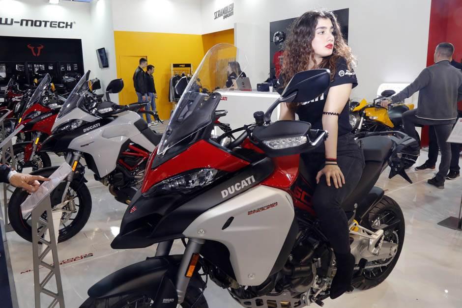 A na sajmu motora Motopassion – tricikli (VIDEO)