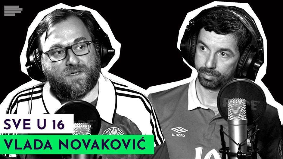 Sve u 16 sa Vladom Novakovićem: Portugal - Srbija 1:1