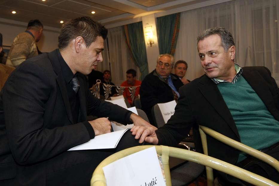 Savo: Uz Partizan dok sam živ, znam šta me čeka