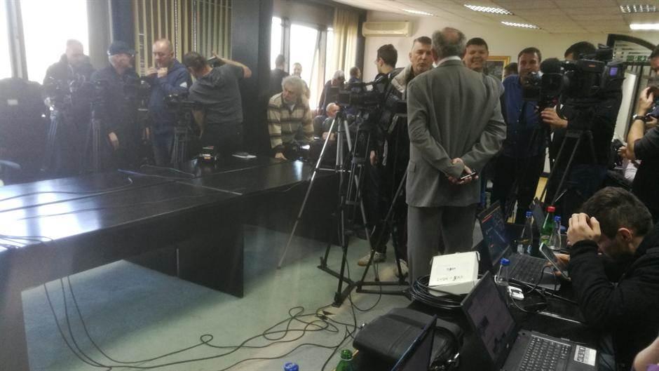 Partizan promocija Save Miloševića