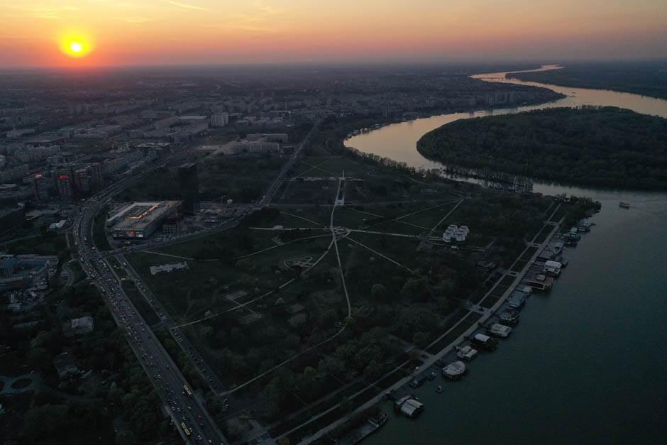 Beograd dobija dve zone - prigradsku i gradsku